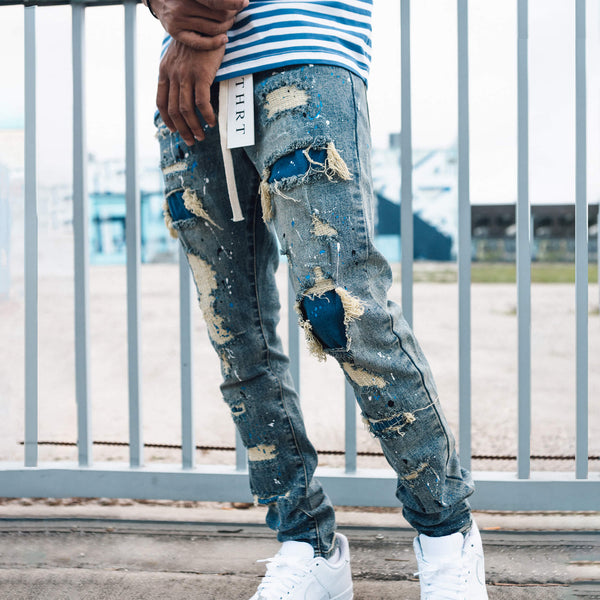 SMURF DENIM