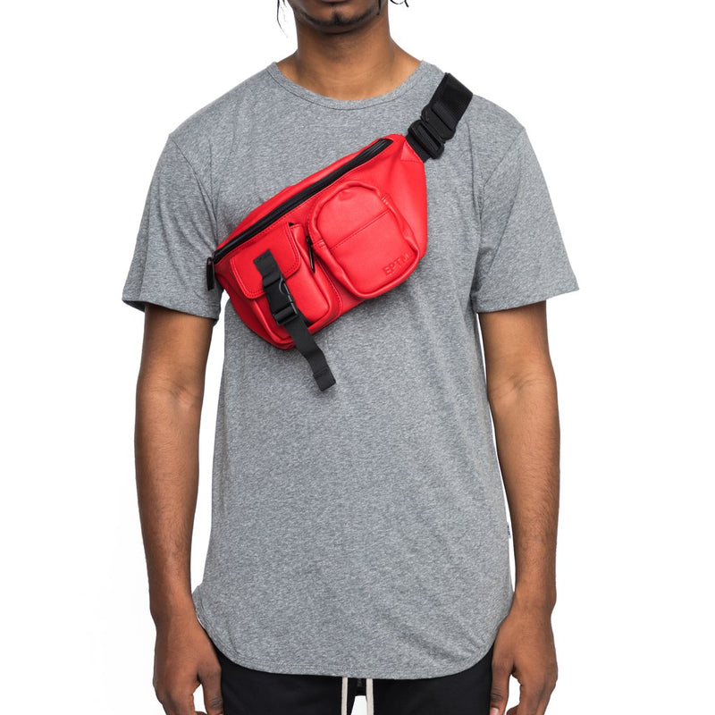 Tactical Cross Body Bag Red