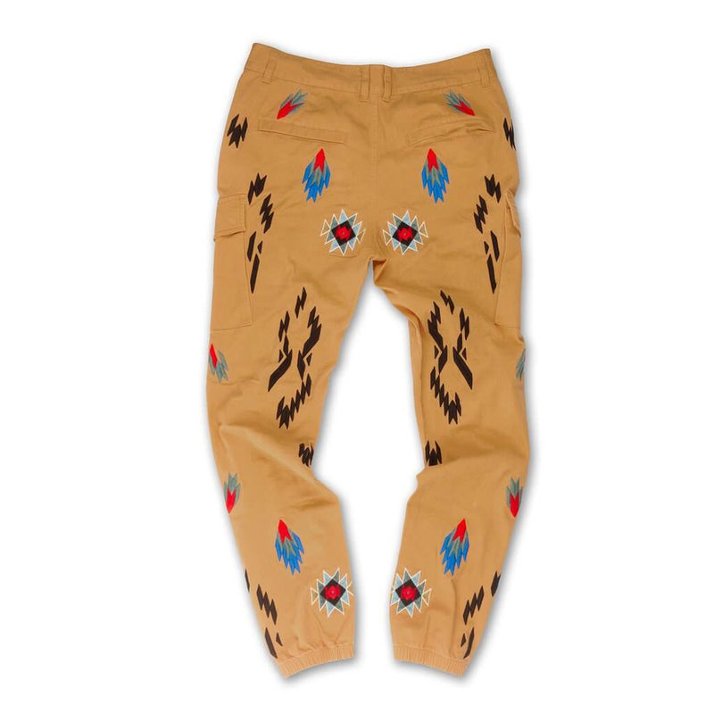 WINSLOW JOGGER PANT OAK BUFF
