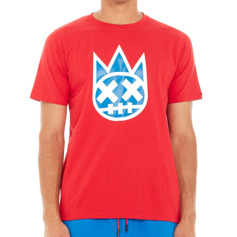 S/S TEE SHIMUCHAN LOGO RED