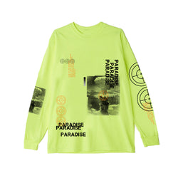 ATOMIC L/S NEON YELLOW
