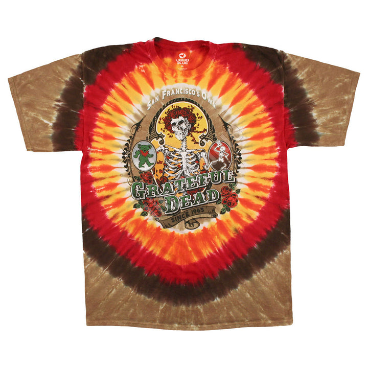 Bay Area Beloved Tie-Dye Tee
