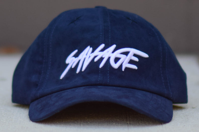 Savage Hat Navy Blue