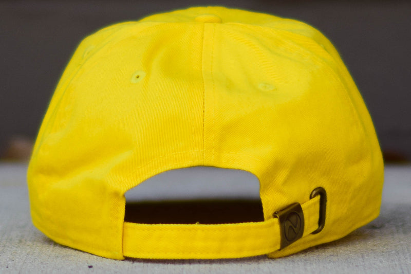 Summer Time Shootout 1 Hat Yellow