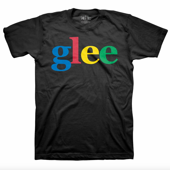 GLEE MULTI TEE BLACK