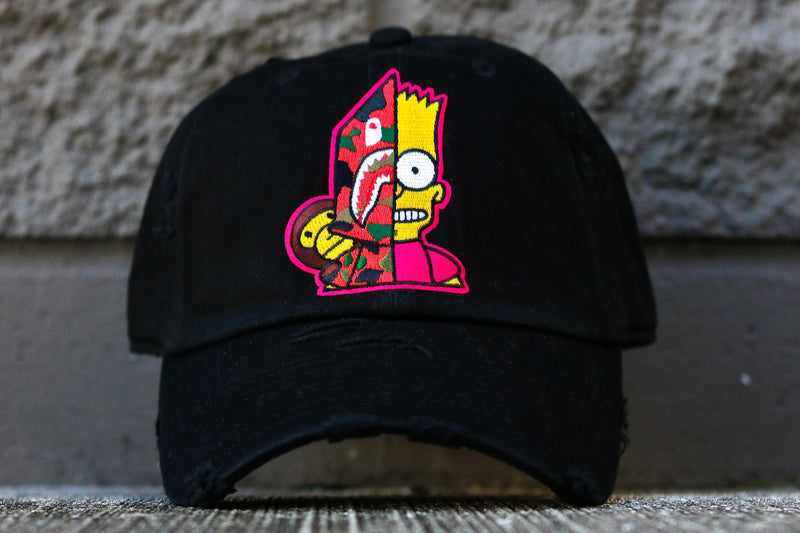 Bape Bart Black