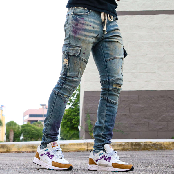 HAZE DENIM