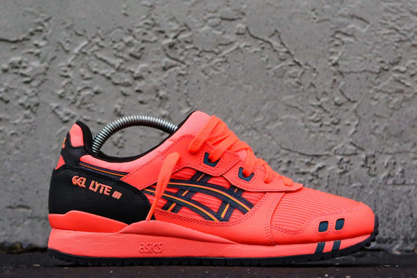 GEL-LYTE III OG SUNRISE RED/SUNRISE RED