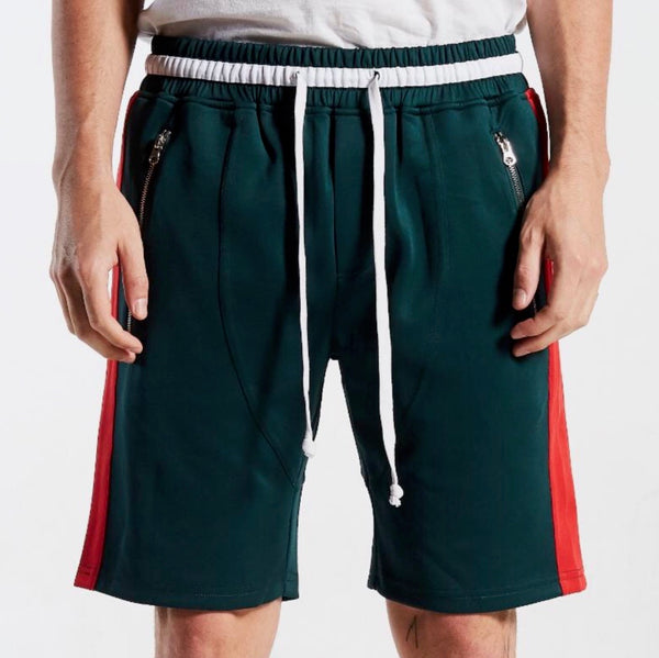BODNICK TRACK SHORTS FRST/RED