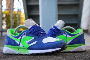 DIADORA N9002 - IMPERIAL BLUE/WHITE