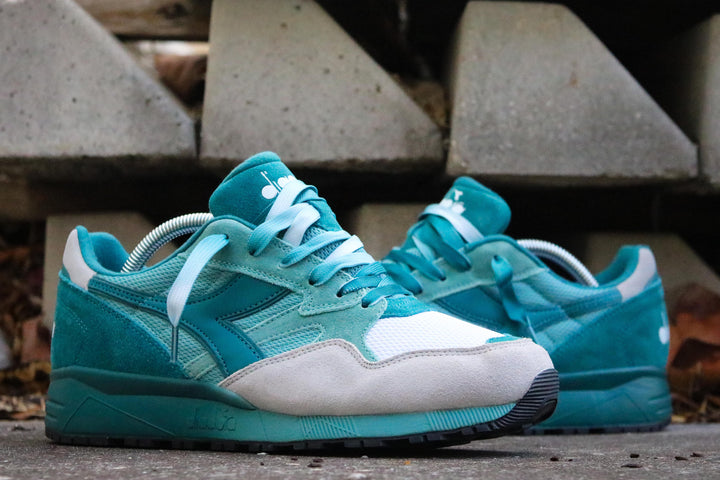 DIADORA N902 SPECKLED - AGATE GREEN/EVERGLADE