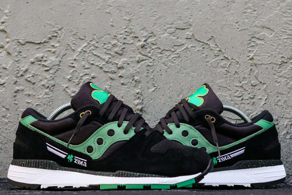 AZURA BLACK/GREEN