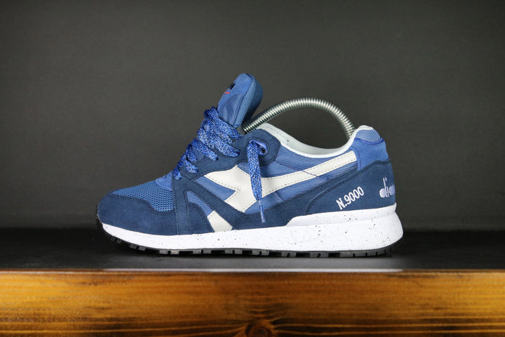 Diadora N9000 Speckled - Navy/Blue