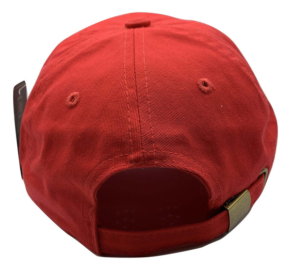 MONEY TALKS HAT RED