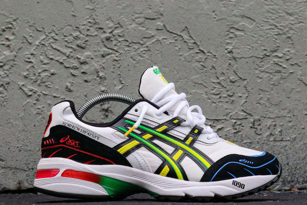 GEL-1090 WHITE/BLACK