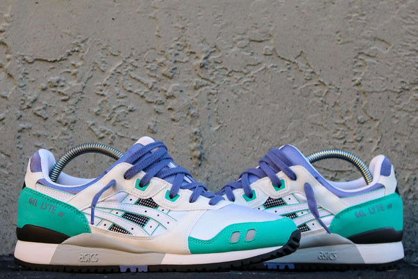 GEL-LYTE III OG WHITE/BLUE