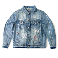 CHARLOTTE DENIM JACKET