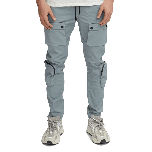 UTILITY PANT LIGHT GREY
