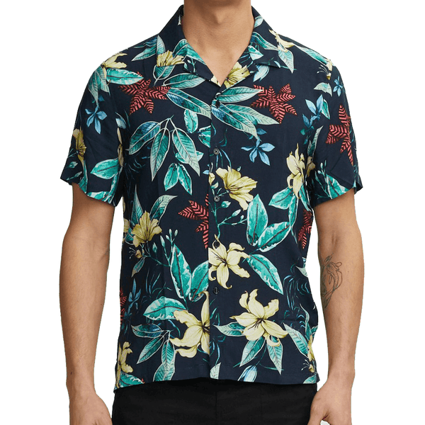 BEACH SHIRT JUNGLE