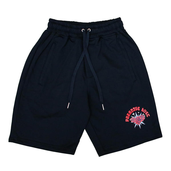 LUXURY SHORTS BLK/RED