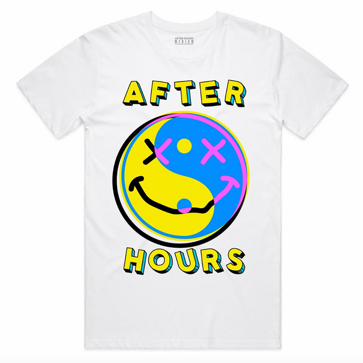 Mixed Feelings Tee White