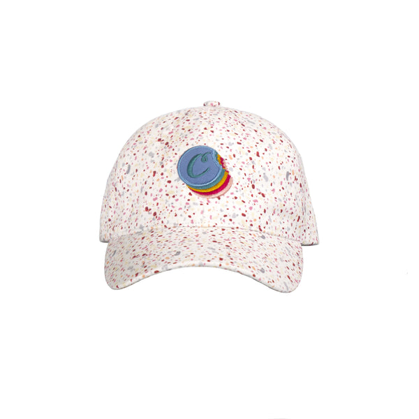 CHATEAU CANVAS DAD HAT CREAM