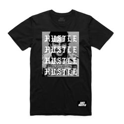 Pablo Hustle Tee Black