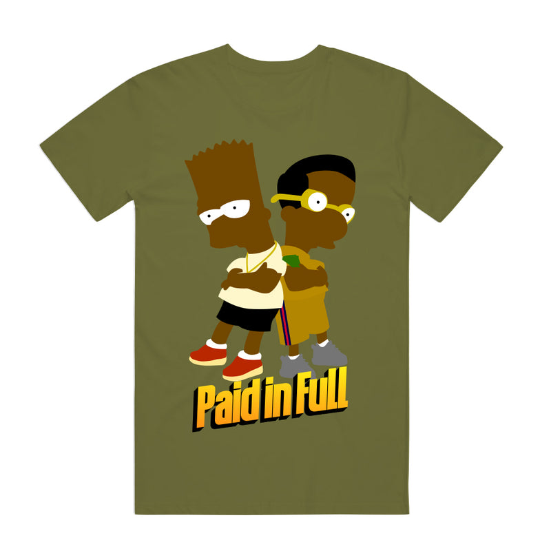 Paid In Full Bart Tee