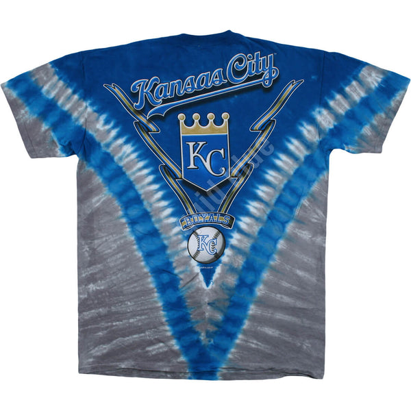KANSAS CITY ROYALS V TIE-DYE