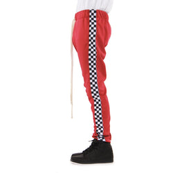 Red-Racing Track Pant