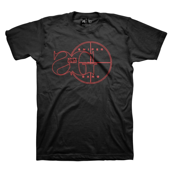 SG LOGO OUTLINE BRED