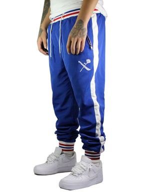 Surv/Hasta Windbreaker Pants Royal