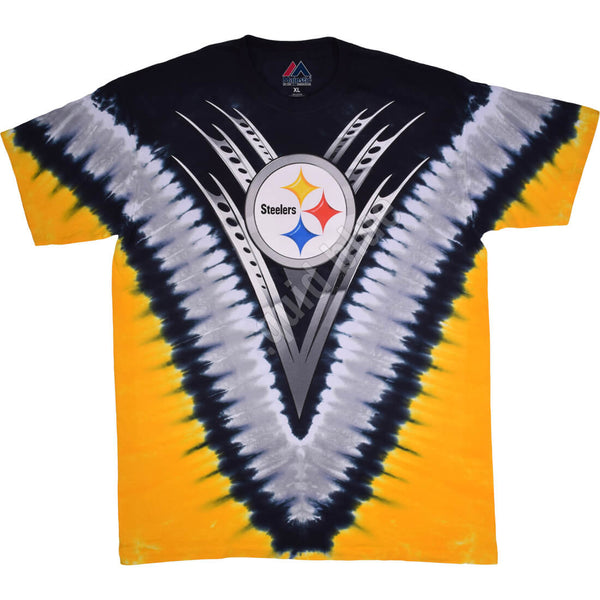 PITTSBURGH STEELERS V TIE-DYE