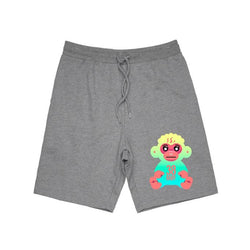 Breeze Monkey Shorts Grey