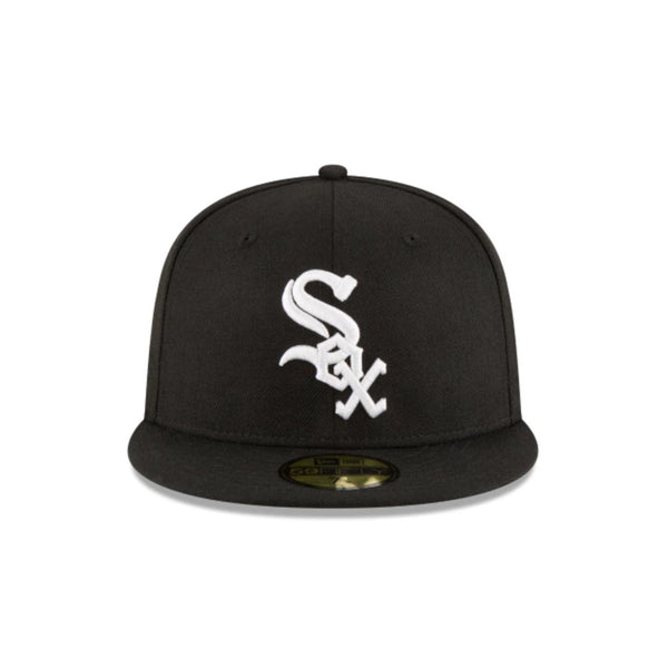 CHICAGO WHITE SOX 2005 WORLD SERIES WOOL 59FIFTY FITTED