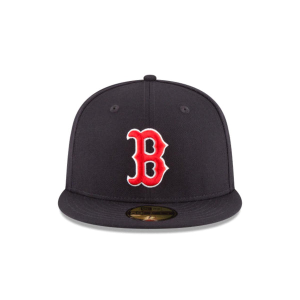 BOSTON RED SOX 2004 WORLD SERIES WOOL 59FIFTY FITTED