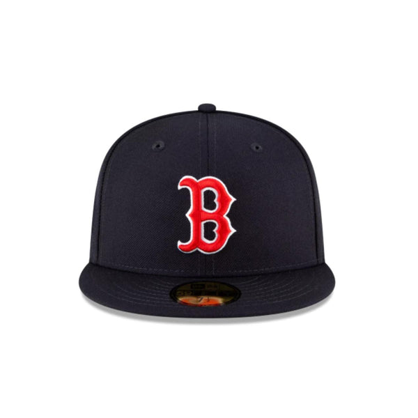BOSTON RED SOX WORLD SERIES SIDE PATCH 59FIFTY FITTED
