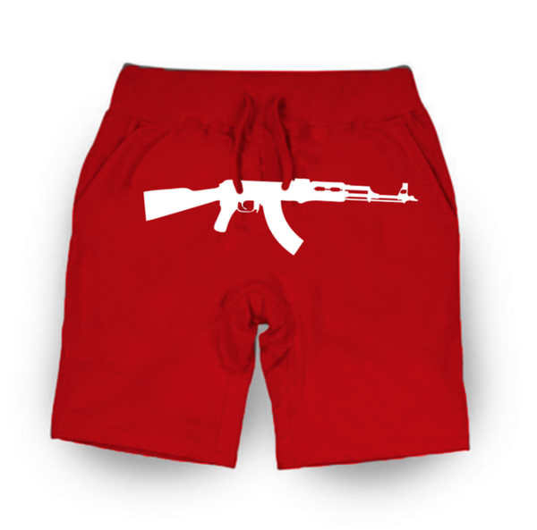 AK Classic Shorts - Red