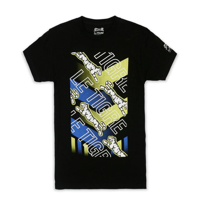 CHASE TEE BLK