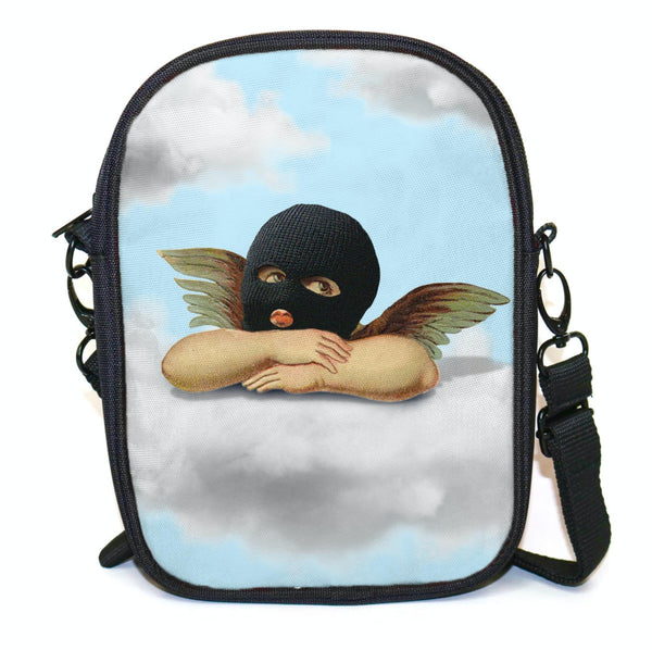 SKIMASK SCHEMING CHERUB SLING BAG
