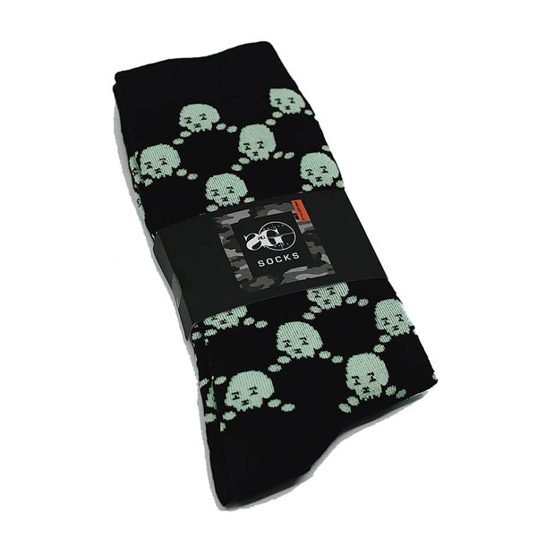 ZZZ SOCKS (GLOW IN THE DARK)