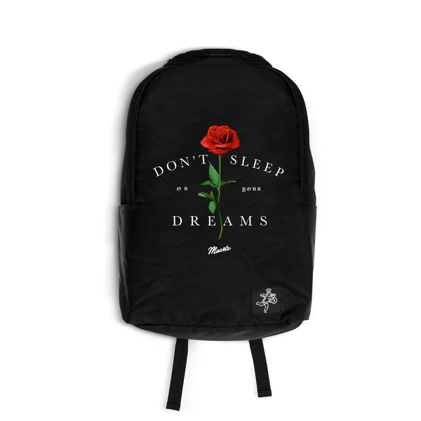 Don't Sleep On Dreams Backpack