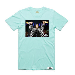 Benji Hustle Tee Mint