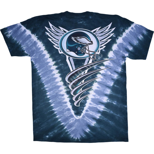 PHILADELPHIA EAGLES V TIE-DYE