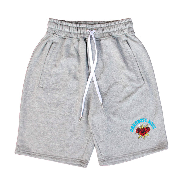 LUXURY SHORTS GREY/MULTI