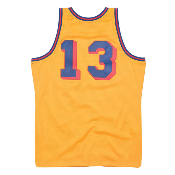 SWINGMAN JERSEY SAN FRANCISCO WARRIORS 1962-63 WILT CHAMBERLAIN