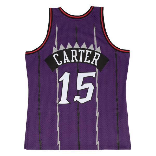 SWINGMAN ROAD JERSEY RAPTORS 98 VINCE CARTER