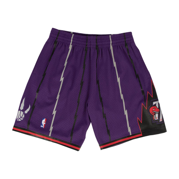 SWINGMAN ROAD SHORTS RAPTORS 98-99