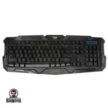 CHIMERA Pro Gaming English + Russian Multicolored Keyboard - Bad Kid Sponsored