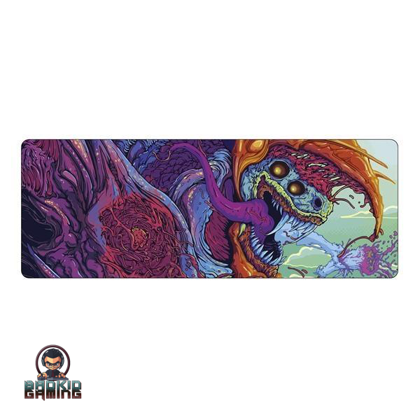 5 Custom Art Keyboard Mats - Bad Kid Sponsored